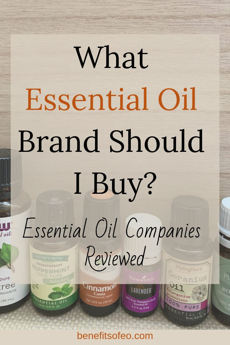 What essential oils brand should I buy