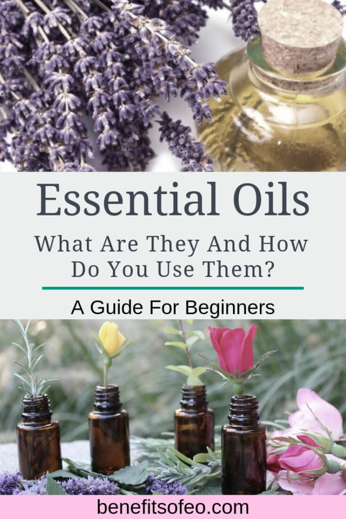 What are essential oils and how do you use them