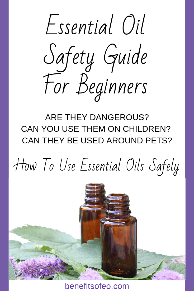 Essential oil safety guide for beginners