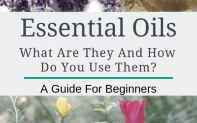 What Are Essential Oils And How Do You Use Them?